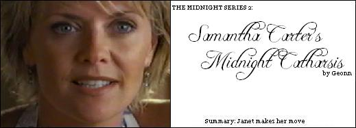 Samantha Carter's Midnight Catharsis