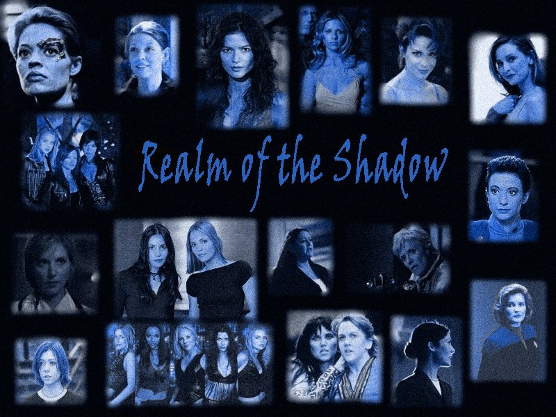 Realm of the Shadow Fic